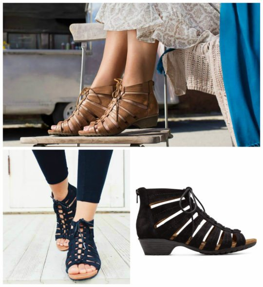 Comfortable Shoes For Spring From Favorite Brands