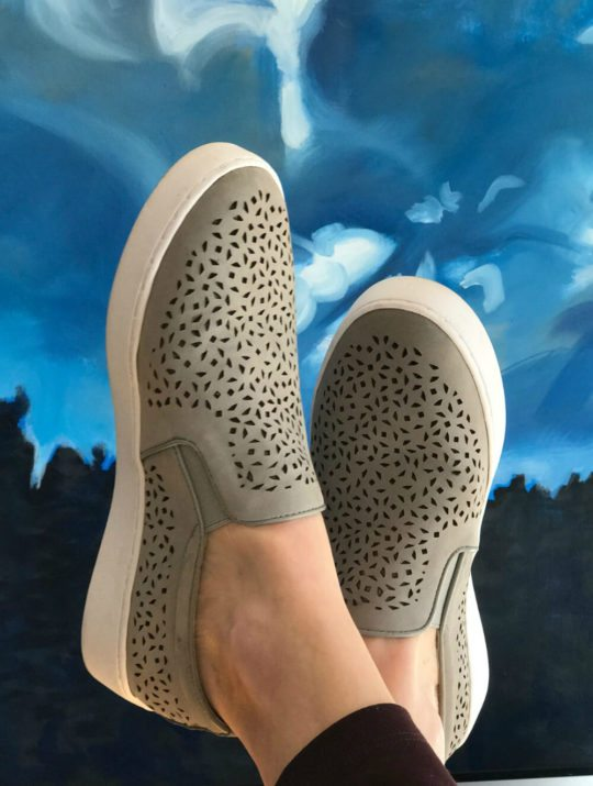 Vionic Sneakers Review Slip Ons With Support Amp Style