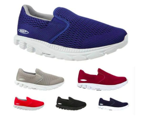 Shoes for Back Pain | MBT Speed 17 Slip-on