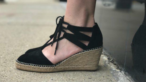 Abeo Shoes : Dee Wedge Sandal