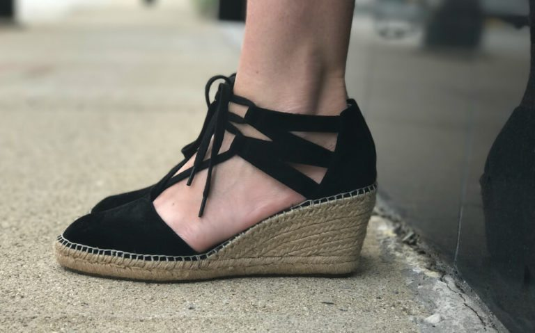 Abeo Shoes The Dee Wedge With Metatarsal Support