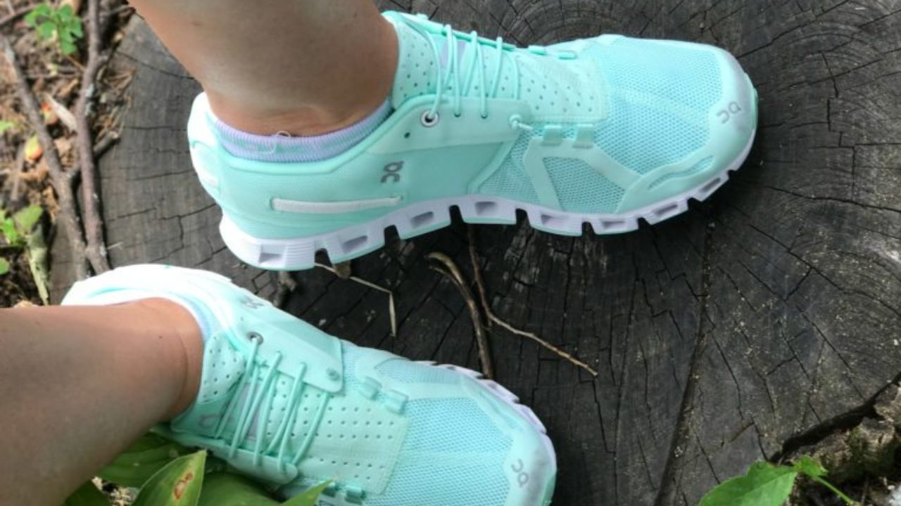 On Cloud Shoes Review: Light as a