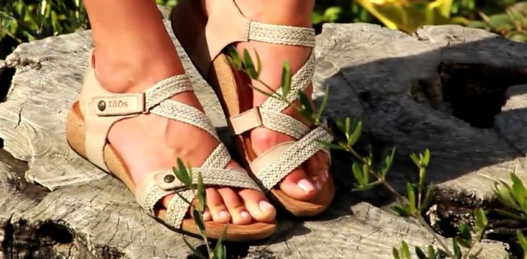 A Truly Comfortable Sandal Taos Trulie Sandal Review