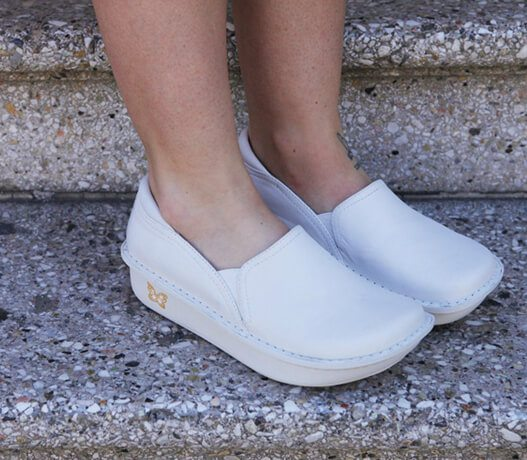 Best Nursing Shoes: Alegria Debra