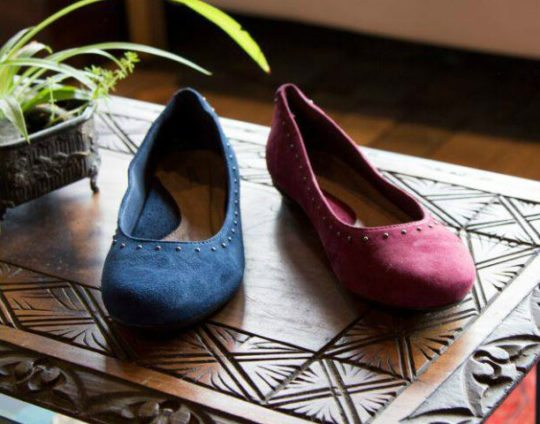 Comfortable Ballet Flats : Earth Anthem