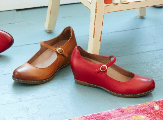 Fall Shoes: Dansko Loralie