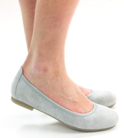 Comfortable Ballet Flats: Born Julianne