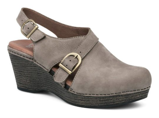 Shoes for Plantar Fasciitis : Dansko Vinnie