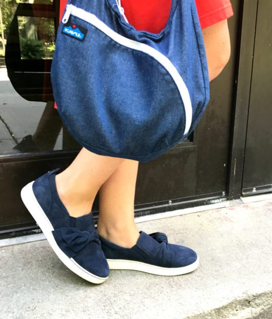 Earth Shoes: The Zoey Fashion Sneaker
