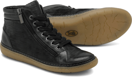 Sofft Shoes : Sofft Annaleigh high top sneaker