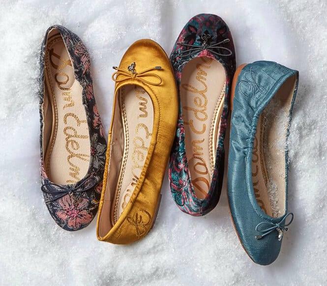 Comfortable Ballet Flats Keep You Light On Your Feet