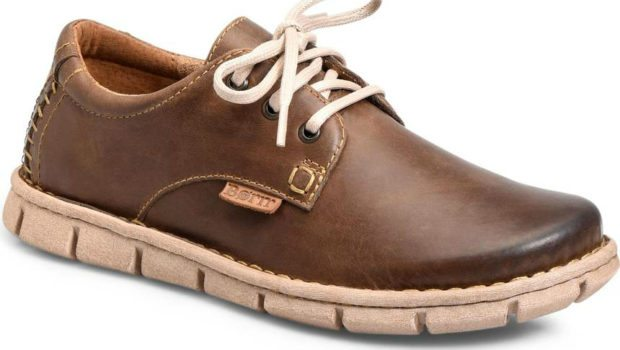 Born Shoes For Men Sturdy Soledad Oxford Gets Good Grades