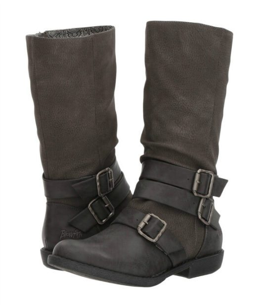 Slim Calf Boots : Blowfish Angel