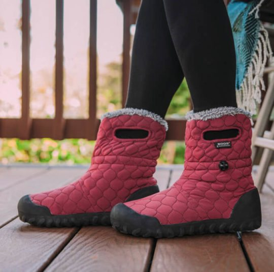 Comfortable Snow Boots: Bogs B-Moc