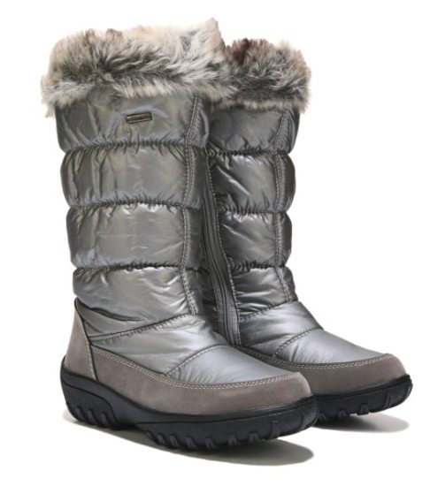 Comfortable Snow Boots: Spring Step Vanish