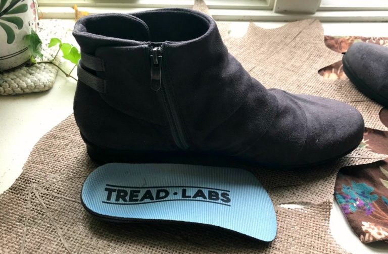 Tread Labs Stride Short Insoles Add Support To Dress