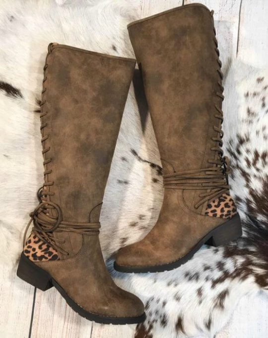 Wide Calf Boots & Slim Calf Boots: Boot Love For All Shapes