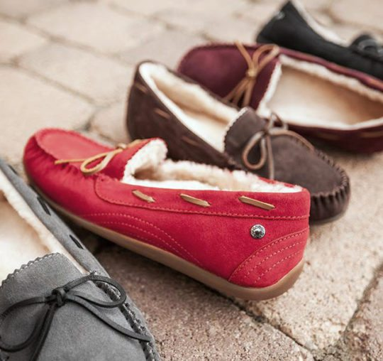 Comfortable Slippers: Abeo Halifax