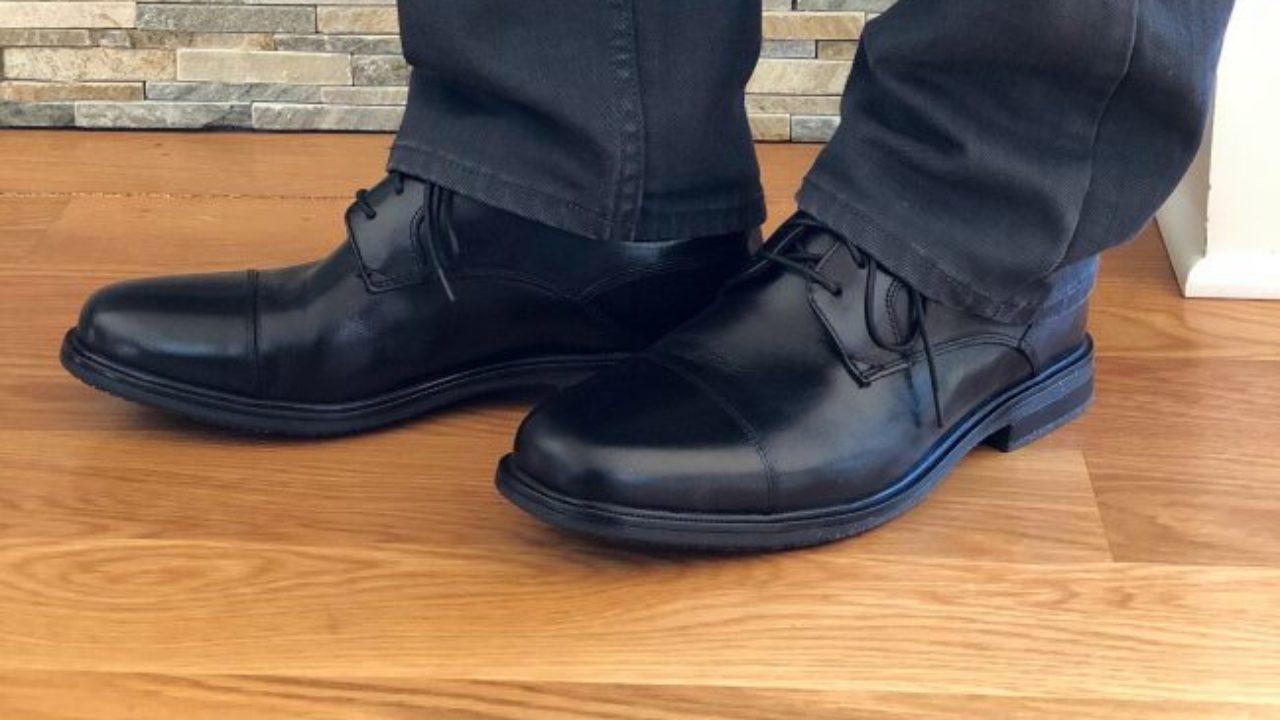 Men's Rockport Dress Shoes: Great for