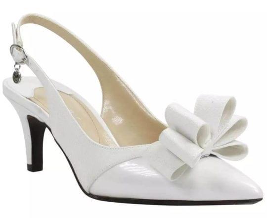 Comfortable Wedding Shoes - J. Renee Gabino