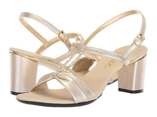 Comfortable Wedding Shoes - onex abella