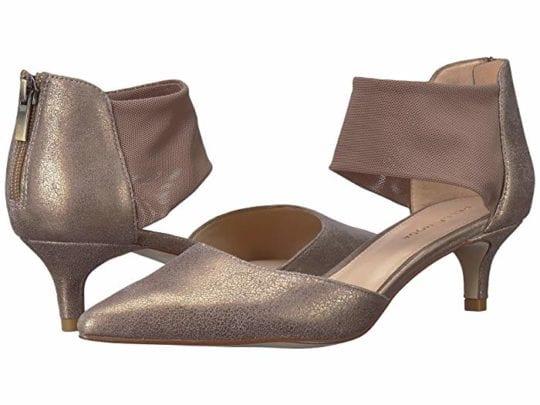 Comfortable wedding shoes - pelle moda dezi