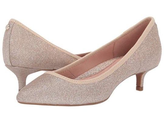Comfortable Wedding Shoes- Taryn Rose Nicki