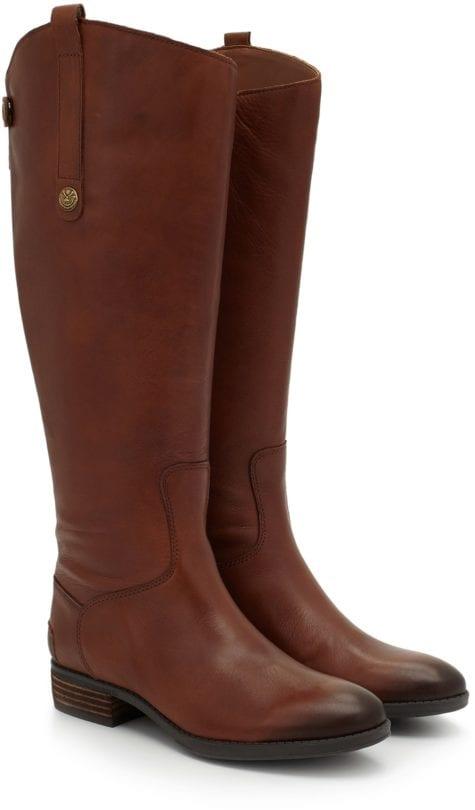 Wide Calf Boots - Sam Edelman Penny 2