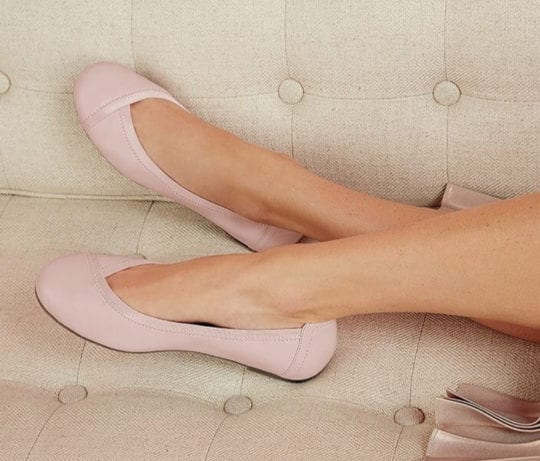 Graceful flats with arch support - Vionic Caroll