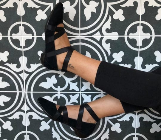 Party Shoes : Jambu Rumson Too