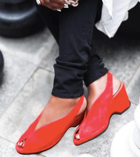 Party Shoes : L'Amour des Pieds Odetta
