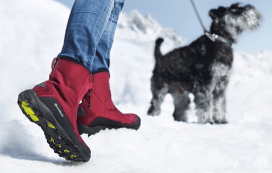 Icebug boots