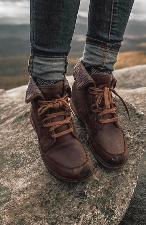 Chaco Boots - Barbery
