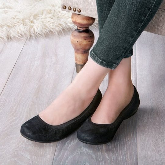Graceful Flats with Arch Support - Abeo Tia