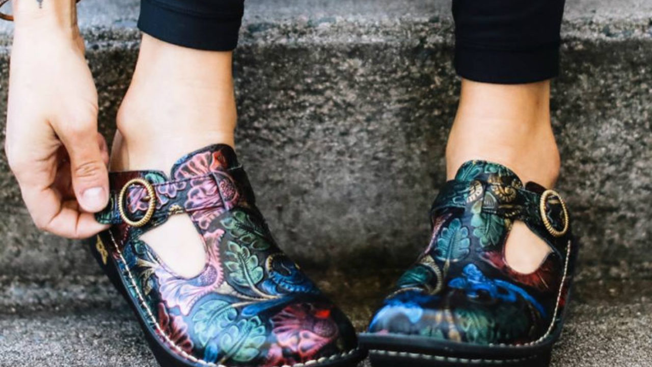 Alegria Shoes: Put A Little Happiness