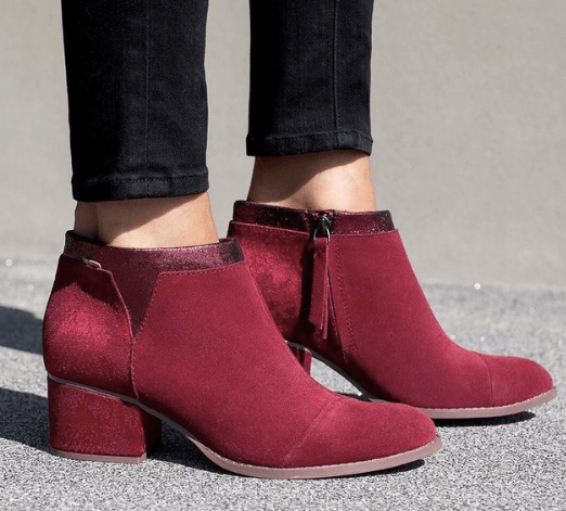 Comfortable Party Boots : Toms Loren