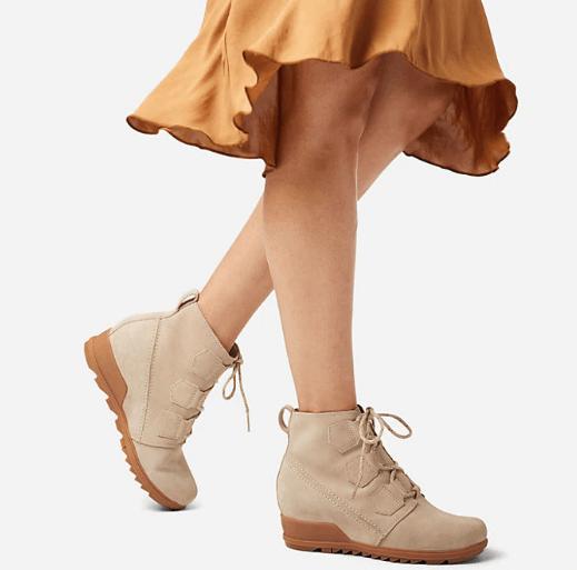 Comfortable Boots - Sorel Evie Lace