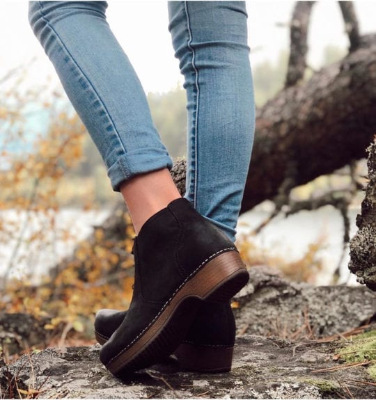 Comfortable ankle boots - Dansko Barbara
