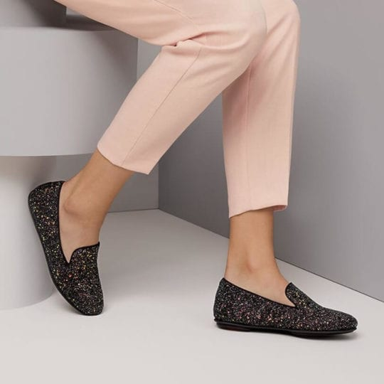 Comfortable Party Shoes - Fitflop Lena loafer