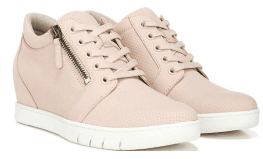 Comfortable Wedge Sneakers - Naturalizer Kai