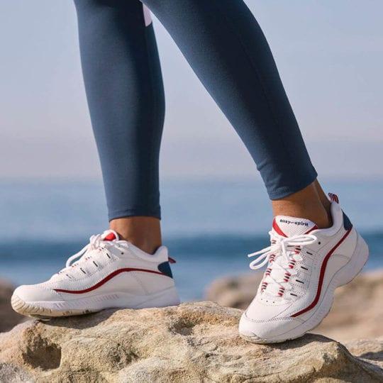 Easy Spirit Women/'s Romy Sneaker