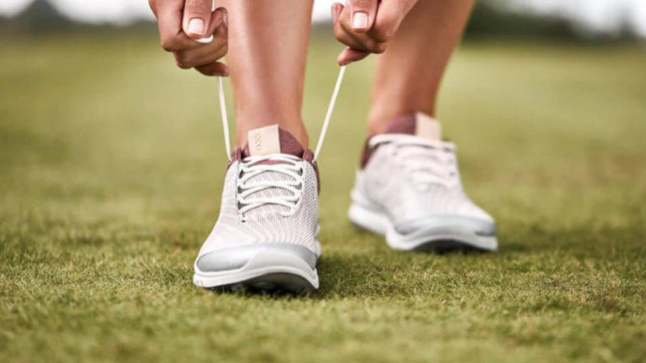 Comfortable Golf Shoes for Women: Putt