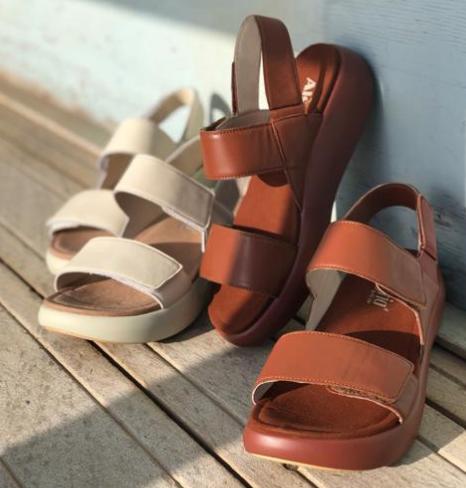 Rocker sole shoes - alegria bailee