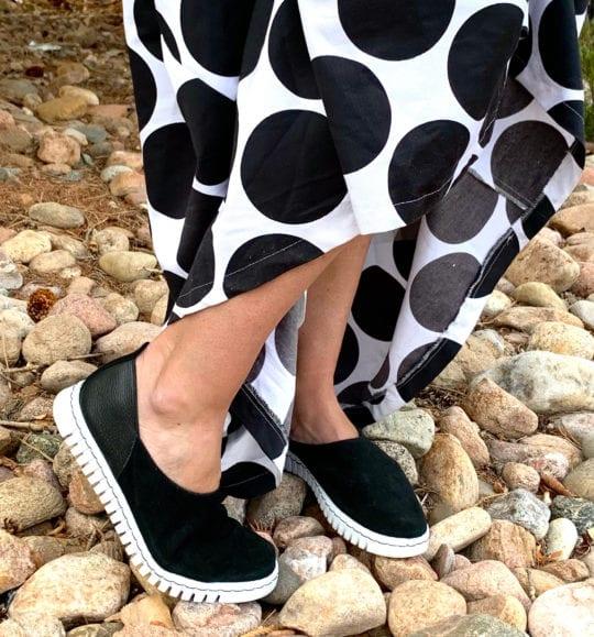 BENDY shoes