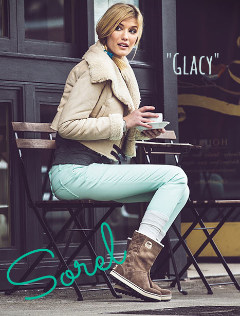 Sorel Glacy Snow Boots